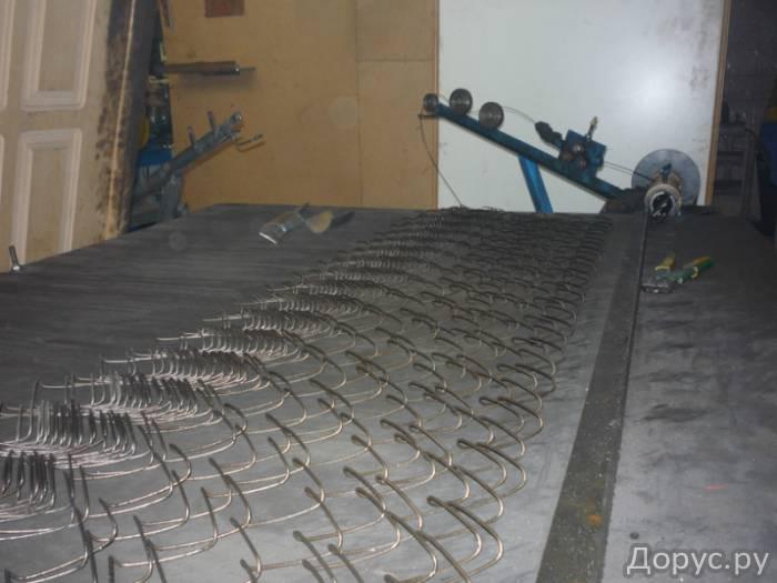 Оборудование, комплектующие и чертежи для станка по плетению рабицы в Прокопьевске - Промышленное об..., фото 1